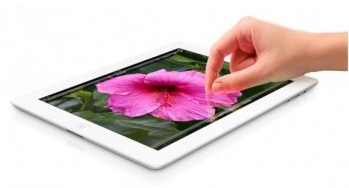 Выстроились очереди за новым iPad