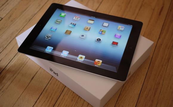 Обзор The new iPad 3